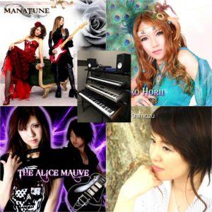T-Music YokohamaでCDリリース&YouTube公開したアーティストたち