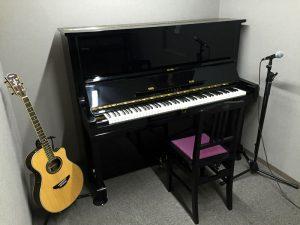 T-Music Yokohama レッスンスタジオ