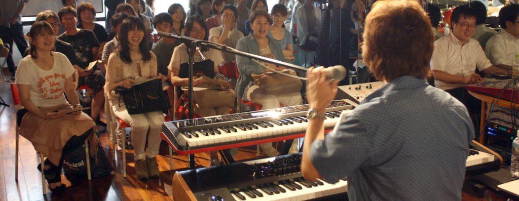 2015年に名古屋で開催されたMTMSセミナーの様子