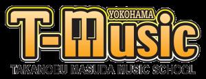 T-Music Yokohama ロゴマーク