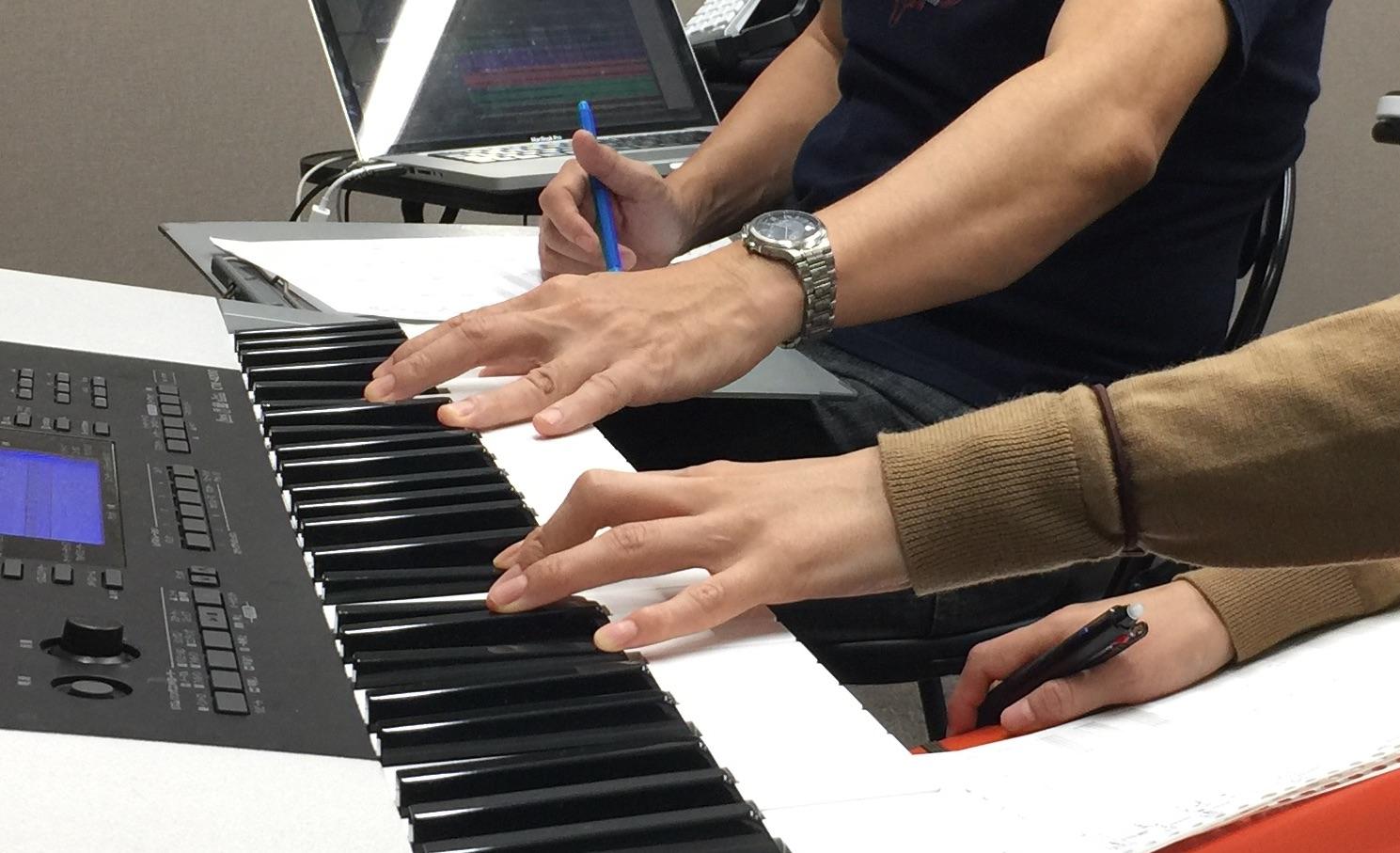 T-Music Yokohama 独自スペシャルレッスン コード講座